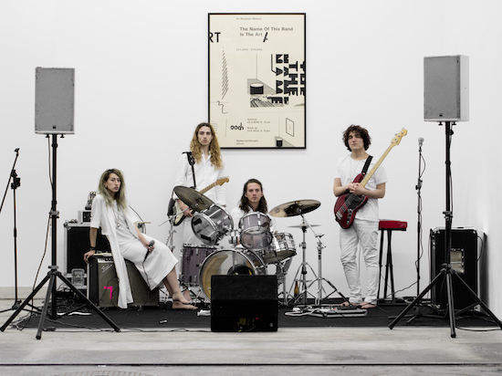 The Name of This Band is The Art, RaebervonStenglin Zurich (2016)<br>Photo by Conradin Frei
